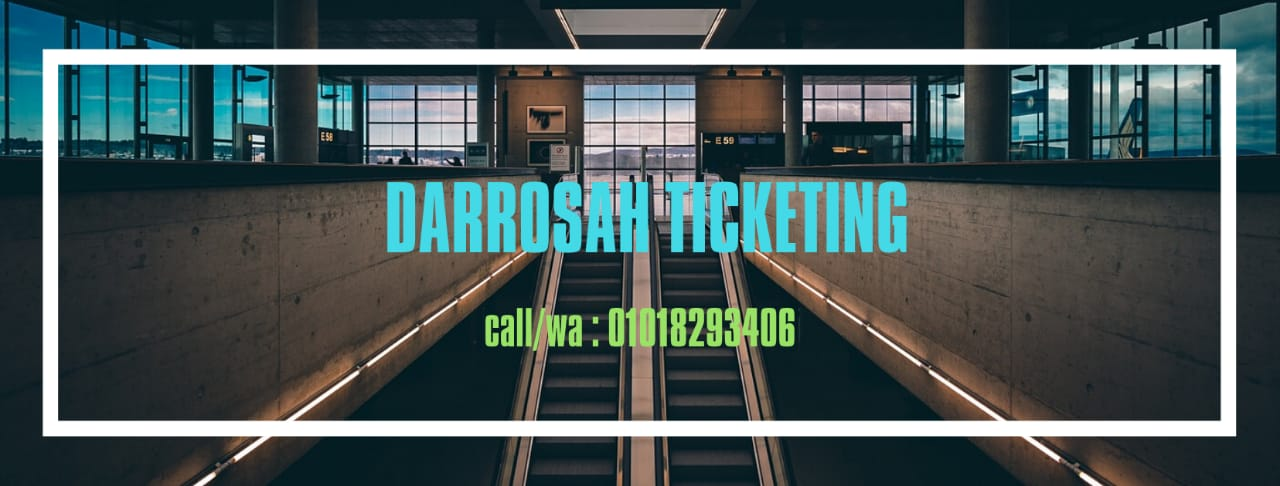 DARROSAH TICKETING
